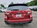 Subaru Outback 2.5i Premium Crimson Red Pearl photo #5