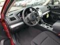 Subaru Outback 2.5i Premium Crimson Red Pearl photo #7
