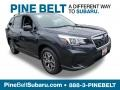 Subaru Forester 2.5i Premium Dark Gray Metallic photo #1