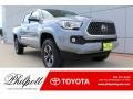 Toyota Tacoma TRD Sport Double Cab 4x4 Cement Gray photo #1