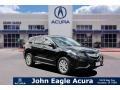 Acura RDX Technology Crystal Black Pearl photo #1
