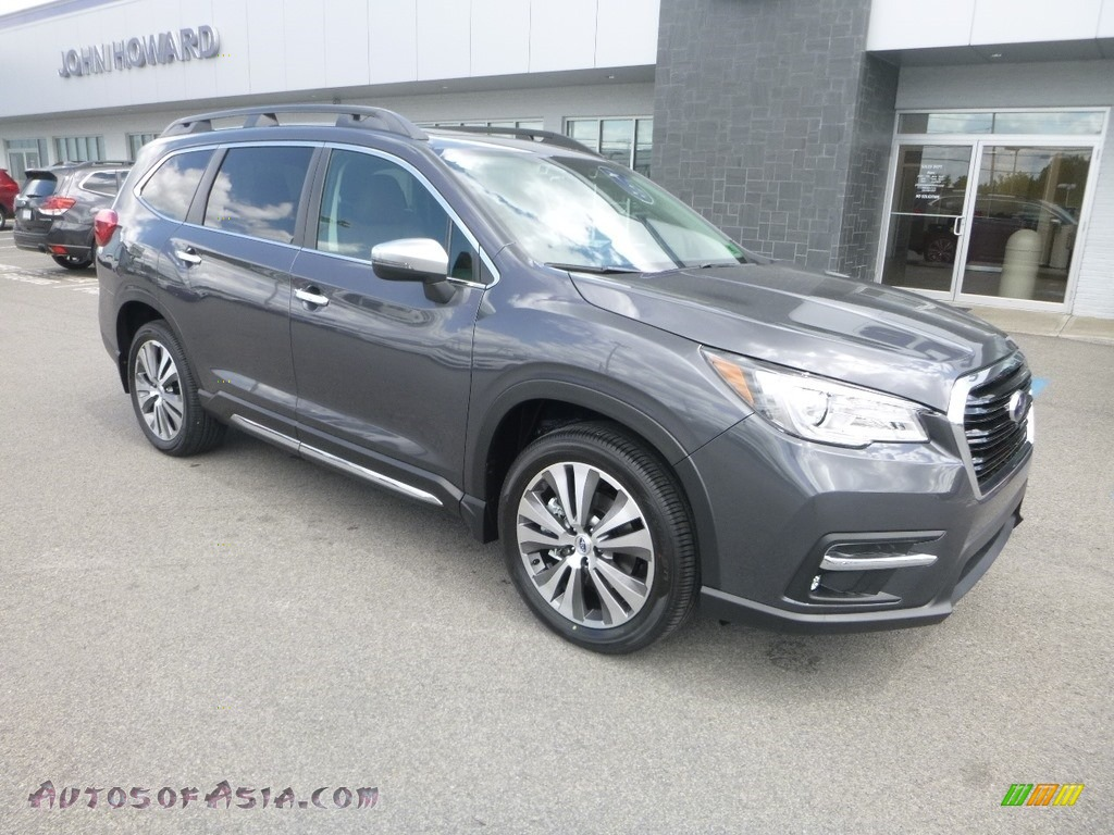 2019 Ascent Touring - Magnetite Gray Metallic / Java Brown photo #1