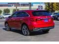 Acura MDX Technology Performance Red Pearl photo #5