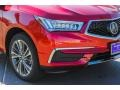 Acura MDX Technology Performance Red Pearl photo #11