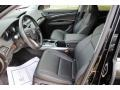 Acura MDX  Majestic Black Pearl photo #16