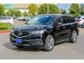Acura MDX  Majestic Black Pearl photo #3