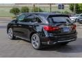 Acura MDX  Majestic Black Pearl photo #4