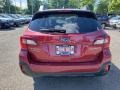 Subaru Outback 2.5i Limited Crimson Red Pearl photo #5
