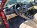 Subaru Outback 2.5i Limited Crimson Red Pearl photo #7