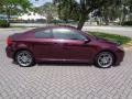 Scion tC  Black Cherry Pearl photo #10