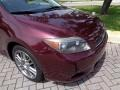Scion tC  Black Cherry Pearl photo #24