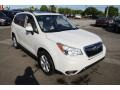 Subaru Forester 2.5i Premium Satin White Pearl photo #3