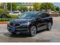 Acura MDX Technology Majestic Black Pearl photo #3