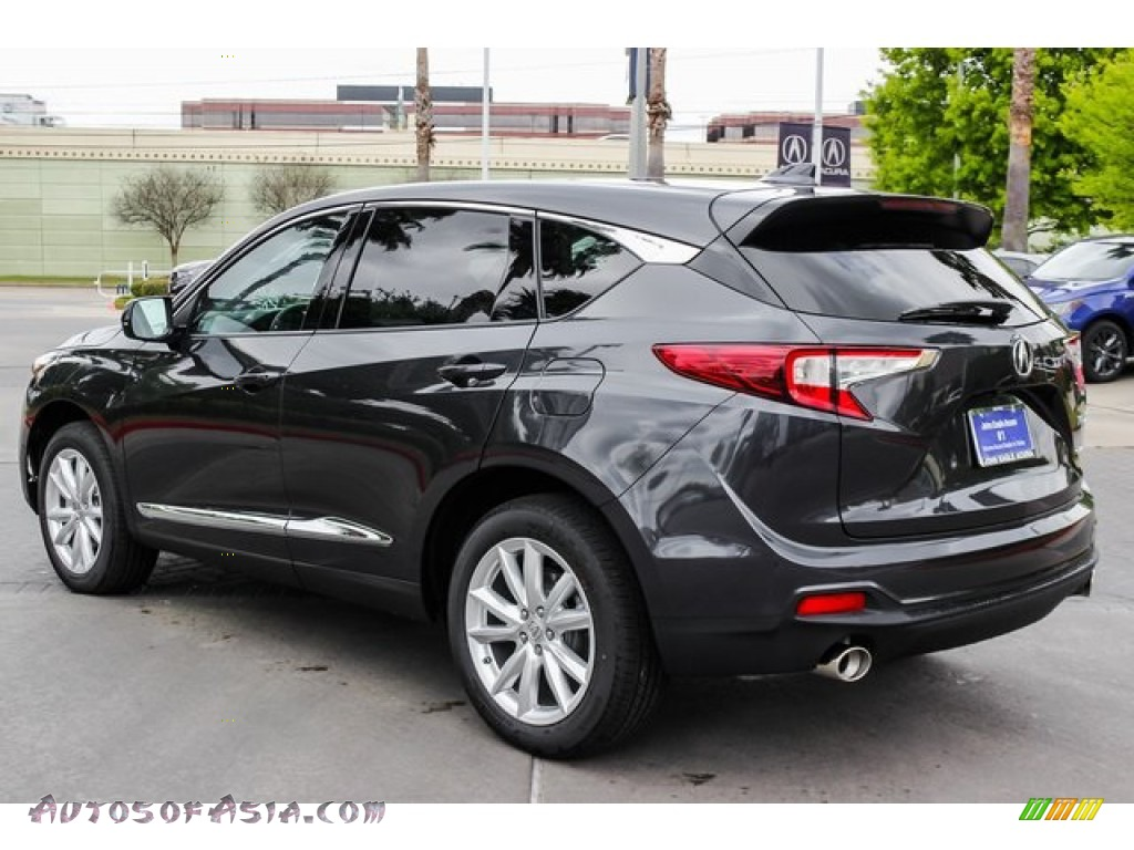 2020 RDX AWD - Gunmetal Metallic / Ebony photo #5