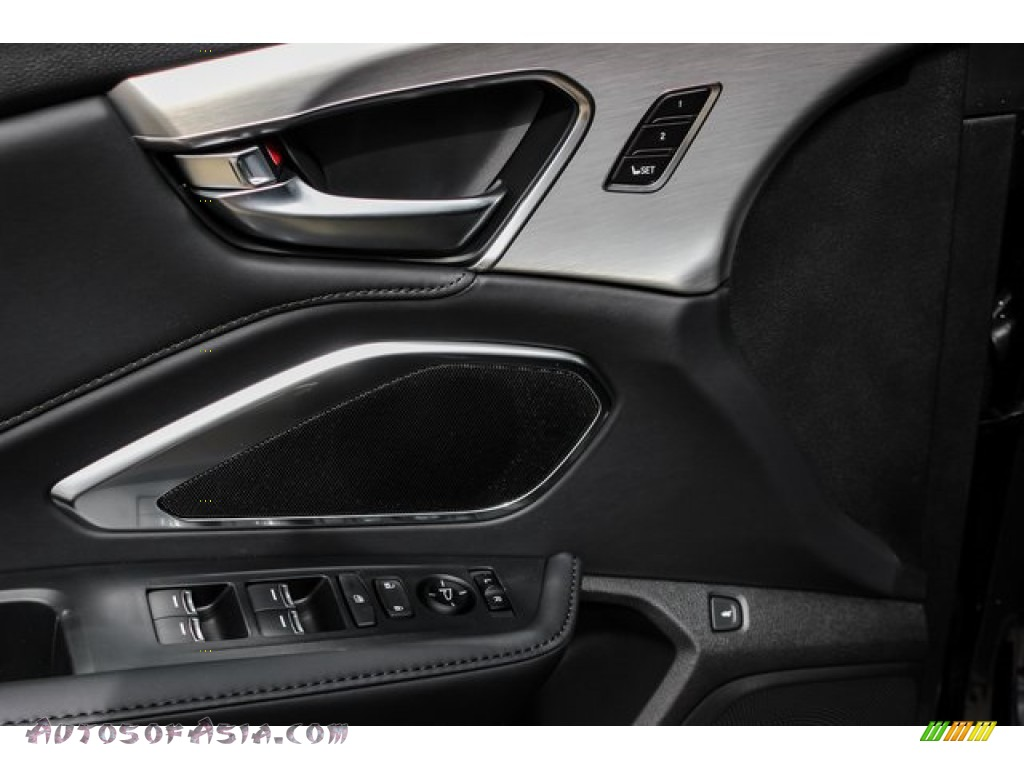2020 RDX AWD - Gunmetal Metallic / Ebony photo #12