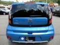 Kia Soul + Caribbean Blue photo #4