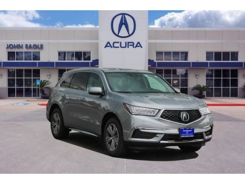 Lunar Silver Metallic 2017 Acura MDX