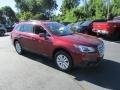 Subaru Outback 2.5i Venetian Red Pearl photo #4