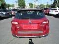 Subaru Outback 2.5i Venetian Red Pearl photo #7