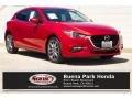 Mazda MAZDA3 Grand Touring 5 Door Soul Red Metallic photo #1