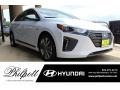Hyundai Ioniq Hybrid Limited Ceramic White photo #1