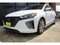 Hyundai Ioniq Hybrid Limited Ceramic White photo #4