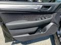 Subaru Legacy 2.5i Crystal Black Silica photo #8