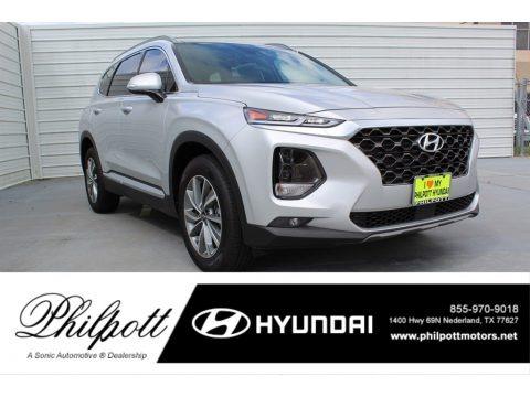 Symphony Silver 2019 Hyundai Santa Fe Limited