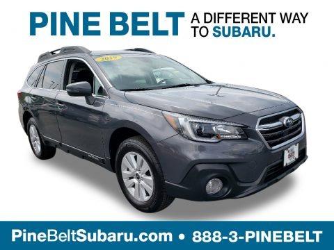 Magnetite Gray Metallic 2019 Subaru Outback 2.5i Premium