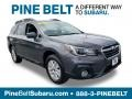 Subaru Outback 2.5i Premium Magnetite Gray Metallic photo #1