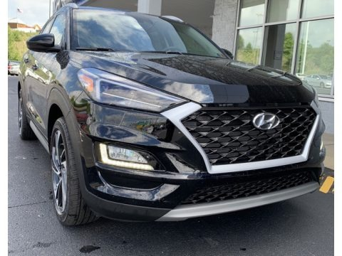 Black Noir Pearl 2019 Hyundai Tucson Sport AWD