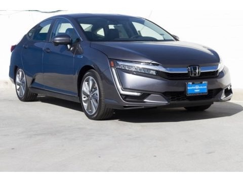 Modern Steel Metallic 2019 Honda Clarity Touring Plug In Hybrid