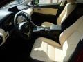 Lexus NX 300 AWD Matador Red Mica photo #2