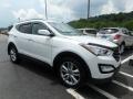 Hyundai Santa Fe Sport 2.0T AWD Frost White Pearl photo #4