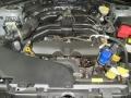 Subaru Forester 2.5i Jasmine Green Metallic photo #7