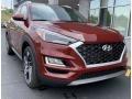 Hyundai Tucson Sport AWD Gemstone Red photo #1