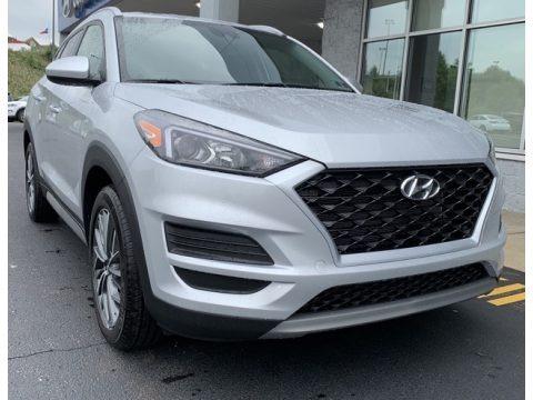 Molten Silver 2019 Hyundai Tucson SEL