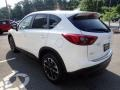 Mazda CX-5 Grand Touring AWD Crystal White Pearl Mica photo #5