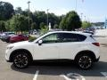 Mazda CX-5 Grand Touring AWD Crystal White Pearl Mica photo #6
