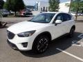 Mazda CX-5 Grand Touring AWD Crystal White Pearl Mica photo #7
