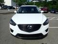 Mazda CX-5 Grand Touring AWD Crystal White Pearl Mica photo #8