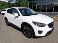 Mazda CX-5 Grand Touring AWD Crystal White Pearl Mica photo #9