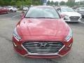 Hyundai Sonata SE Scarlet Red photo #4