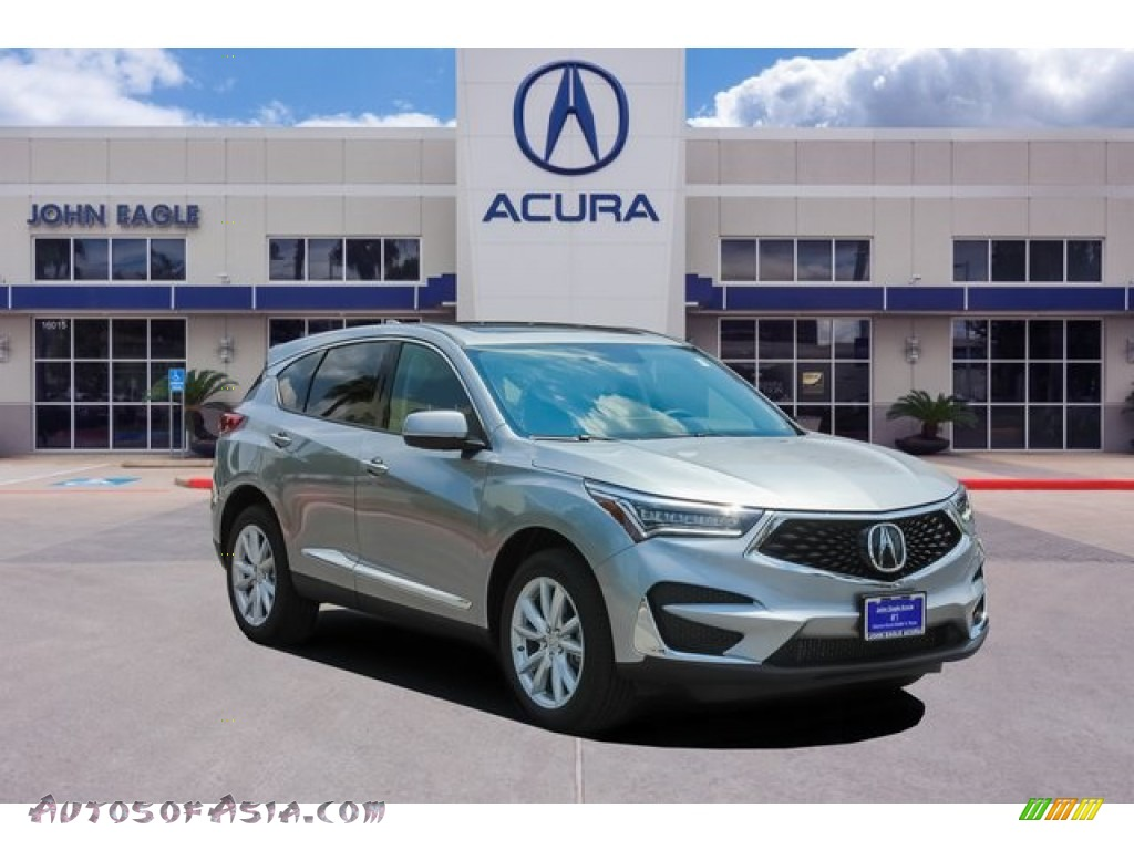 2020 RDX FWD - Lunar Silver Metallic / Ebony photo #1