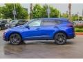 Acura RDX A-Spec Apex Blue Pearl photo #4
