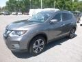 Nissan Rogue SV AWD Gun Metallic photo #8