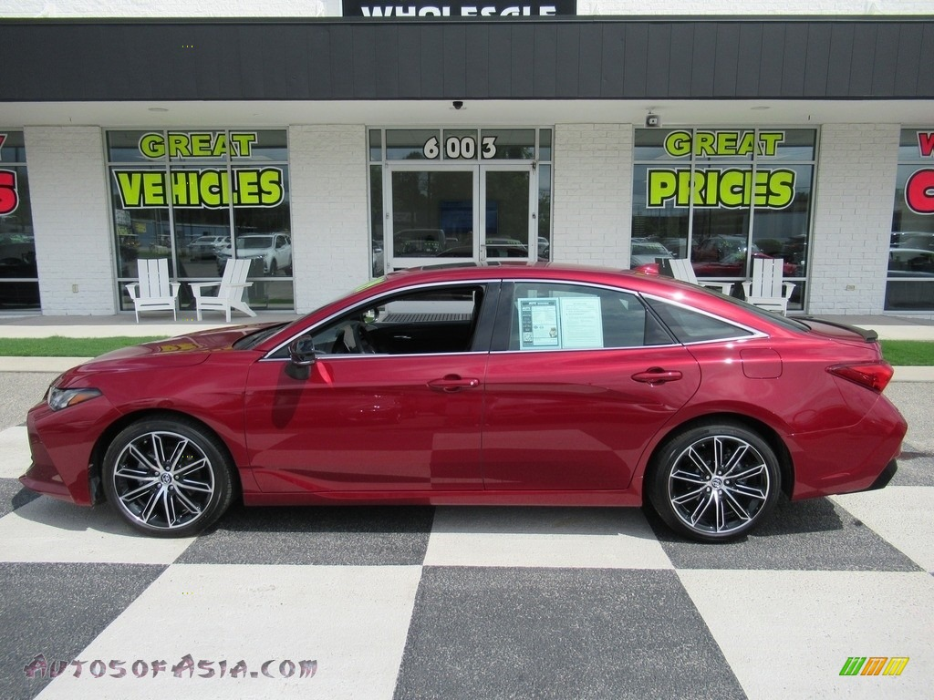 2019 Avalon Touring - Ruby Flare Pearl / Black photo #1