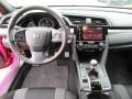 Honda Civic Si Coupe Rallye Red photo #15