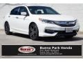 Honda Accord Sport Sedan White Orchid Pearl photo #1