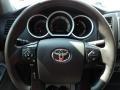 Toyota Tacoma PreRunner Double Cab Black photo #11